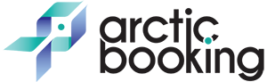 arctic booking logo black 300