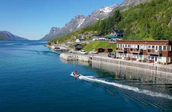 Jet ski : Where to rent around Tromsø?